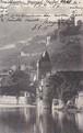 古絵葉書エンタイア「Radium Solbad Kreuznach」(1914年)