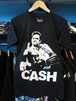 S/STシャツ JOHNNY CASH MIDDLE FINGER