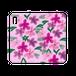 つつじデザインiPhoneケース ピンク