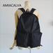 AMIACALVA/アミアカルヴァ・gabardine back pack