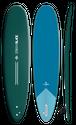 Storm Blade 8ft LIMITED Surfboard / MALLARD BLUE CURACAO  SINGLE FIN