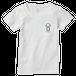 IDEAS/サイドポイントTシャツ 900W-WH-レディース