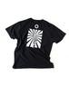 Tシャツ0号 「阿呆」 黒