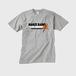 I am a PEN メンズTシャツ Tシャツ グレー  Sサイズ  表面 トナー熱転写