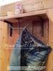 数量限定 CTUS-2 古材 アイアン 棚受け ブラケット アングル ハンガーラック フック インダストリアル 収納棚 ディスプレイラック