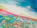 白雲友子「黎明 Dawn」ジークレー版画アクリルマウント(A4サイズ)