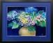 大口満・大島画廊コラボ額装 『紫陽花Ⅱ』