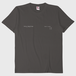 The Solid things <Davy`s grey-unframe> Tシャツ