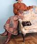 70's ANN KLEIN I.MAGNIN long skirt