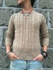 【FLASHBACK毎年120枚完売】Standard Carble Knit Sweater