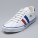 maccheronian ROYAL LINE <WHITE/RED/BLUE>