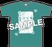 ILoVUメンバー直筆 オリジナルTシャツ (ミントグリーン)