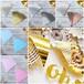 【ガーランド】ペーパーフラッグガーランド ペーパーペナントバナー ガーランド 三角 フラッグ 飾り 壁 結婚式 パーティー デコレーション グッズ