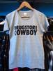 S/STシャツ DRUGSTORE COWBOY ヘザーグレー