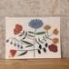 MMC-安原ちひろ(chihiro yasuhara) / ポストカード「Flowers」