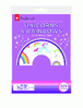 UNICORNS & RAINBOWS Super Sticker Pack