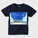 「粉雪の街」キッズTシャツ