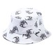 "RUDIE'S / ルーディーズ | 【大特価SALE!!!】 バケットハット "" TUSK ALLOVER BUCKET HAT - White"