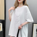 【tops】人気を独占中カジュアルラウンドネック Tシャツ3色爽やかな印象