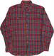 【L】 90s Timberland ネルシャツ