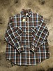 PENNEY'S Heavy Flannel Shirt