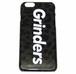 GRINDERS iPhone case 2 (Black)