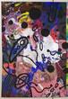 美/東京で制作の作品「ゾウリムシ第一世代#57」を送ります!