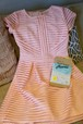 【再販】フェリーチェワンピ ピンク 袖あり