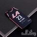 「NBA」ロサンゼルス クリッパーズ 2018-19シーズン シティーエディション ジャージ ルーウィリアムズ サイン入り iPhoneX iPhone8 ケース