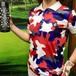 【ポロシャツ】ゴルフ V12 JIGSAW POLO