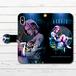 #044-022 iPhoneケース スマホケース 手帳型 全機種対応 おしゃれ メンズ iPhoneXS/X Xperia iPhone5/6/6s/7/8 ケース 人気 Galaxy ARROWS AQUOS HUAWEI Zenfone タイトル:7つの大罪_怠惰 作:kis