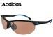アディダス サングラス [ adidas a170 6078 ADIZERO ] メンズ スポーツサングラス カーボン ラージ Lサイズ