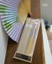 ONO*オリジナル扇子 紫陽花と蜘蛛の巣  送料無料