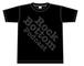 RockBottomTシャツTyp2/ブラック(黒文字)【CWE-078BKB】