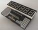 Arduino 7セグx6桁シールド