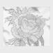 めがね拭き:kazue.M_017「華」はな