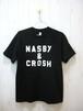 NASBY & CROSH 6oz T-Shirt (ナスビー & クロッシュ 6オンス Tシャツ)
