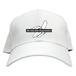M.A.O / BANANA LOGO CAP WHITE