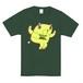 Tshirt【ズボンズ×nano コラボレーション】5.3oz フォレストグリーン Tshirt 【Zoobombs x nano collaboration] 5.3oz forest green