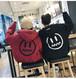 ペアルック/ニコちゃんジャケットコート