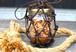 網の中の魚(えび豆瓶詰め 網付き)