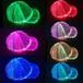 七色に輝く光るアイテムシリーズ第3弾、~オーロラキャップ(帽子)