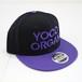 YOCO ORGAN LOGO SNAPBACK 04 (Purple)