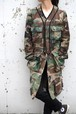 """BDU BASEBALL LONG COAT"" size:ONE SIZE(women's)"