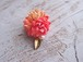 お花 葉っぱゆらり片耳ピアス