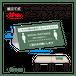 【ソーシャルディスタンス】 テーブルスタンド B Type 20枚入