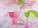 桜の蝶が舞う春を告げるカブトピンブローチ