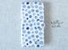 [受注制作] iPhone Android 手帳型スマホケース 水彩水玉模様デザイン