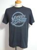 1980's Magna ストロークス初期ロゴ元ネタ Tシャツ 黒 表記(L) レア