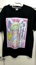 【黒】真珠子Tシャツ2019